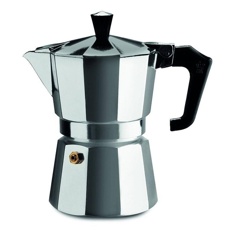 Pezzetti Italexpress Aluminium Moka Pot 3 Cup