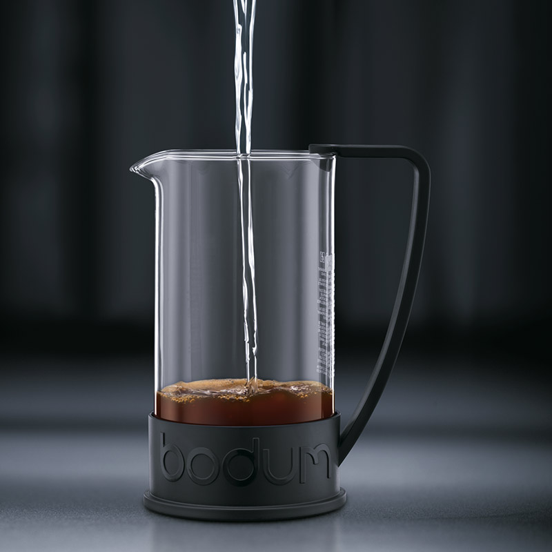 Bodum Brazil French Press Coffee Maker 8 Cup 1l 34oz Black
